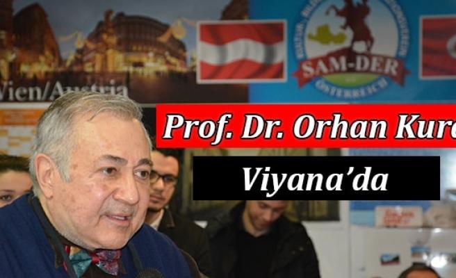 Prof. Dr. Orhan Kural Viyana'da