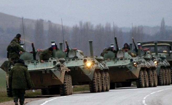 """""""Rus tankları Akmescit yolunda!"""""""