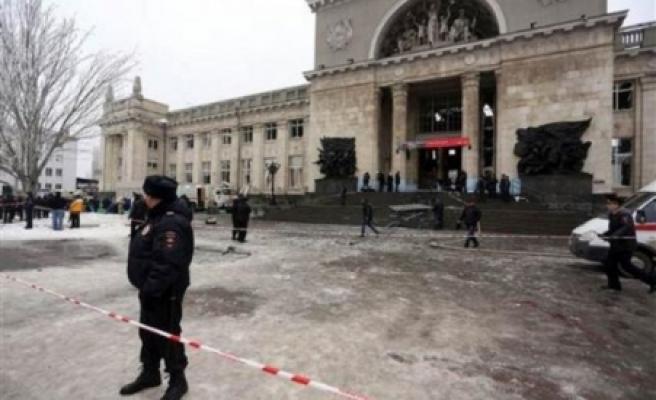 ''Rusya'da intihar saldırısı''