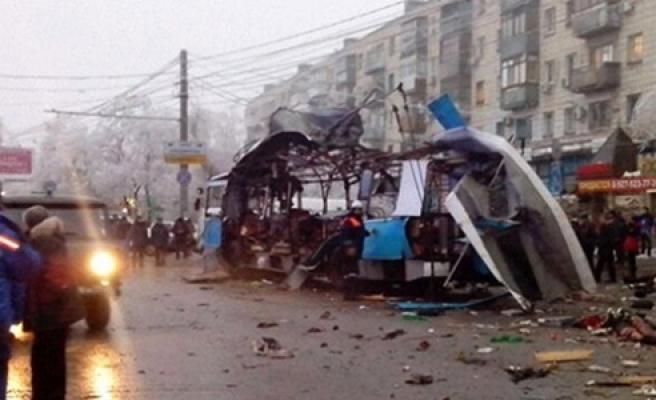 ''Rusya'da patlamalar devam ediyor''