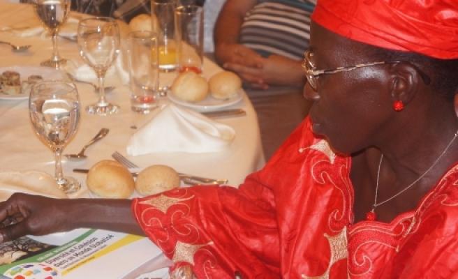 ''Senegal'de kadınlar hayatın baş rolünde''