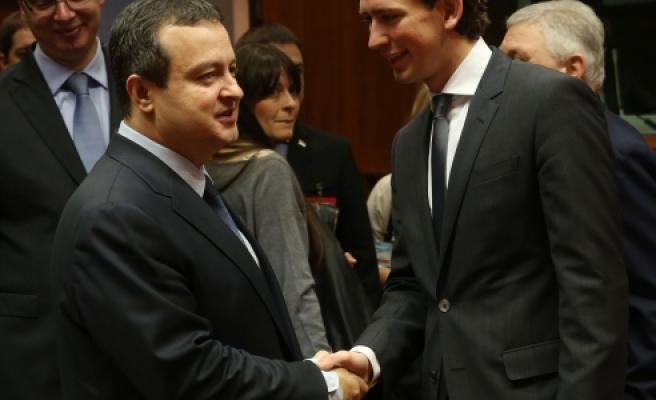 ''Sırbistan AB ile müzakerelere resmen başladı''