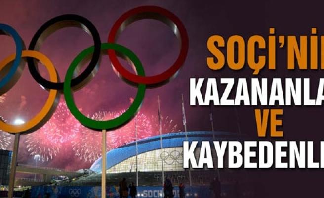 ''Soçi Olimpiyatları'nın Kazananları ve Kaybedenleri''