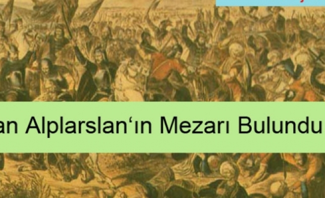 ''Sultan Alparslan'la igili sevindirici gelişme''