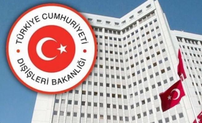 Türkiye'den ABD'ye kelimesi kelimesine misilleme