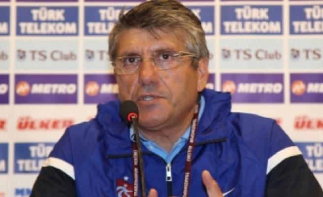 ''Trabzonspor'da şok istifa''