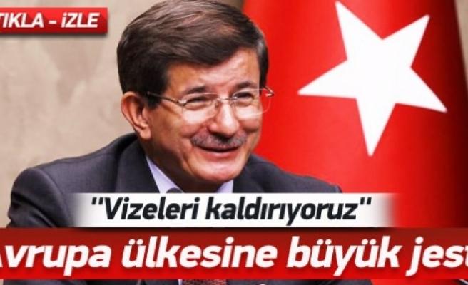 Türkiye'den Avrupa Ülkesine Büyük Jest