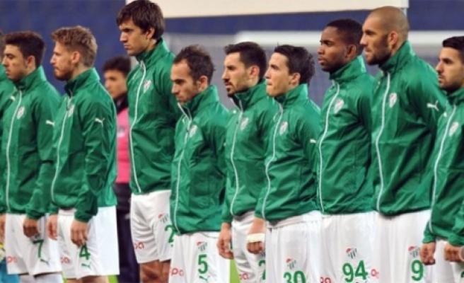UEFA, Bursaspor'u Avrupa'dan men etti