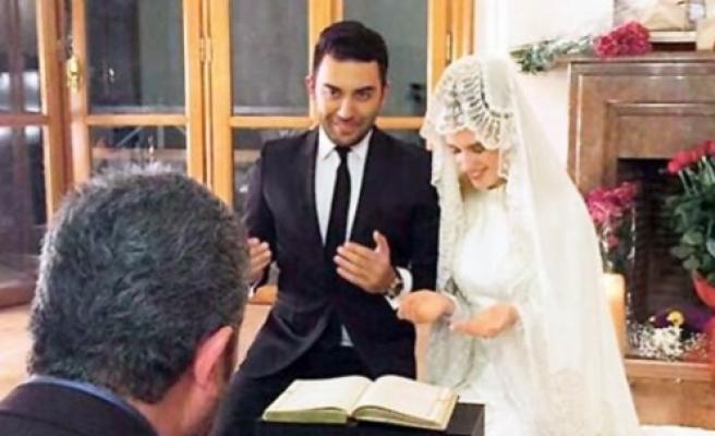 Ünlü oyuncu Türk'le evlendi, Müslüman oldu