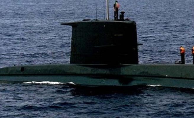 ''Yunanistan'da denizaltı skandalı''
