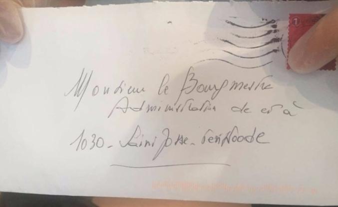 Türk kökenli belediye başkanına tehdit mektubu