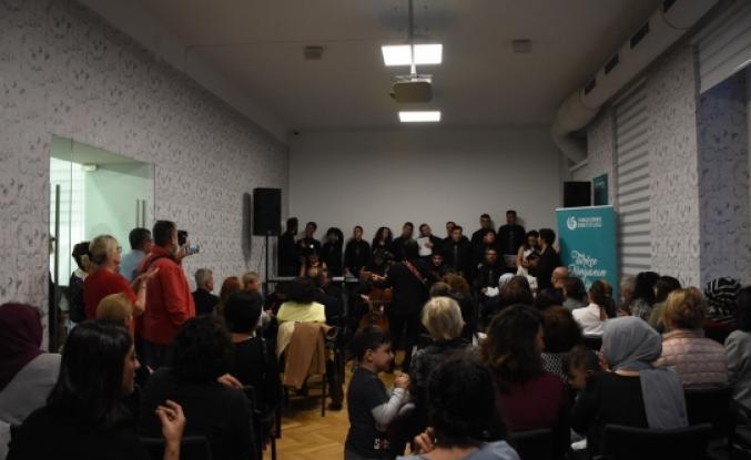 İzmir Otizm Çocuklar Korosu, Viyana'da konser verdi