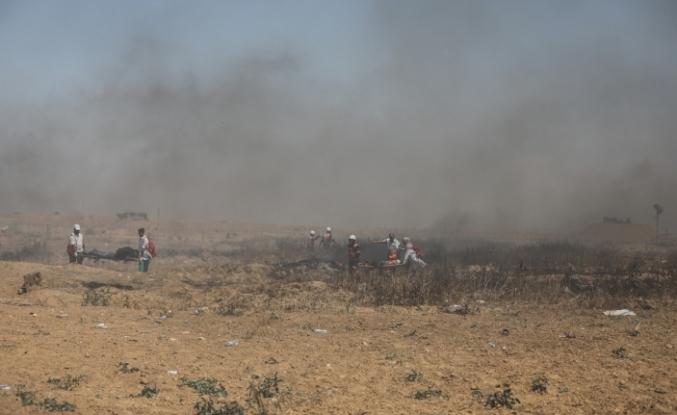 """Filistin hükümetinden """"İsrail'in katliamını durdurun"""" çağrısı"""