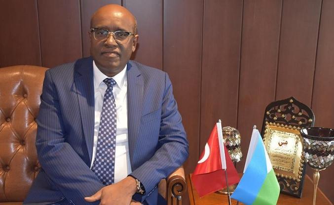 'Türkiye ile stratejik ortaklık kurmak istiyoruz'