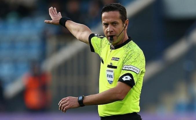 UEFA'dan Halis Özkahya'ya görev