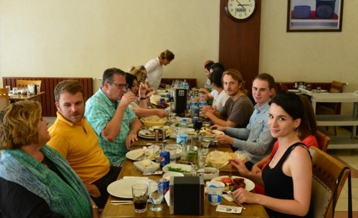 Avusturyalı temsilciler, Şanlıurfa'ya hayran kaldı