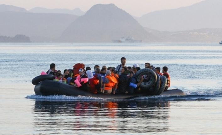 İki ülke arasında göçmen krizi