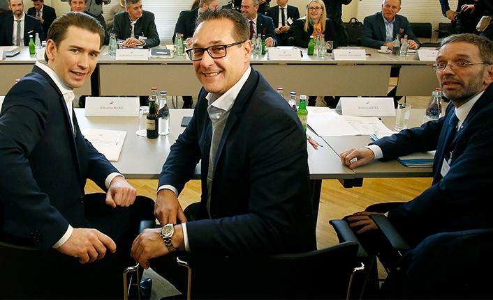 SON DAKİKA | FPÖ hükümetten çekildi