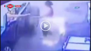 Ölüm Böyle Teğet Geçti (VİDEO)