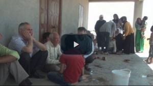 Kobani'den dumanlar, analardan ağıtlar yükseliyor
