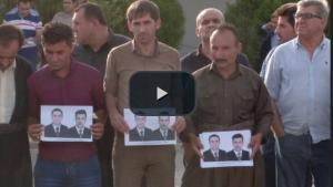 Avusturya'da kamyonda ölü bulunan 4 gencin cenazesi Erbil'e getirildi