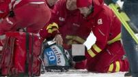 Avusturya'da İsviçreli sporcu ölümden döndü