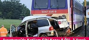 Avusturya'da Katliam Gibi Kaza: 5 Ölü, 3 Yaralı